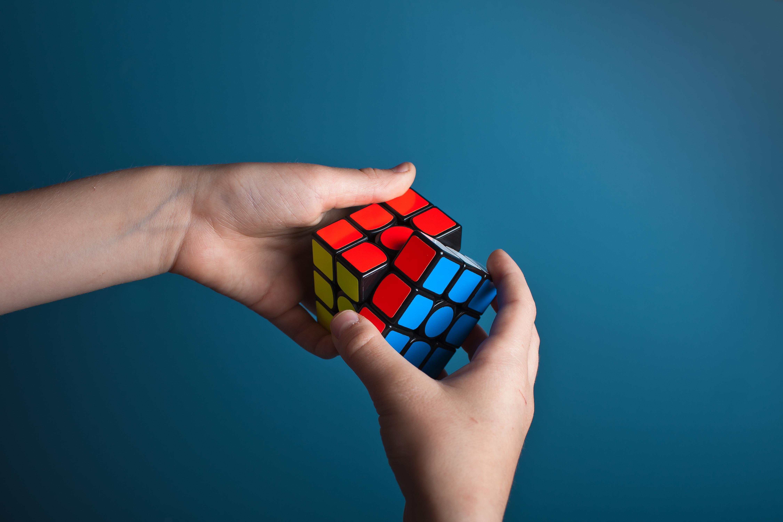 rubiks cube puzzle belief solve solution problem solving